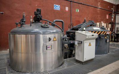 Grupo Monge León y sus maquinas de reparación de maquinaria industrial
