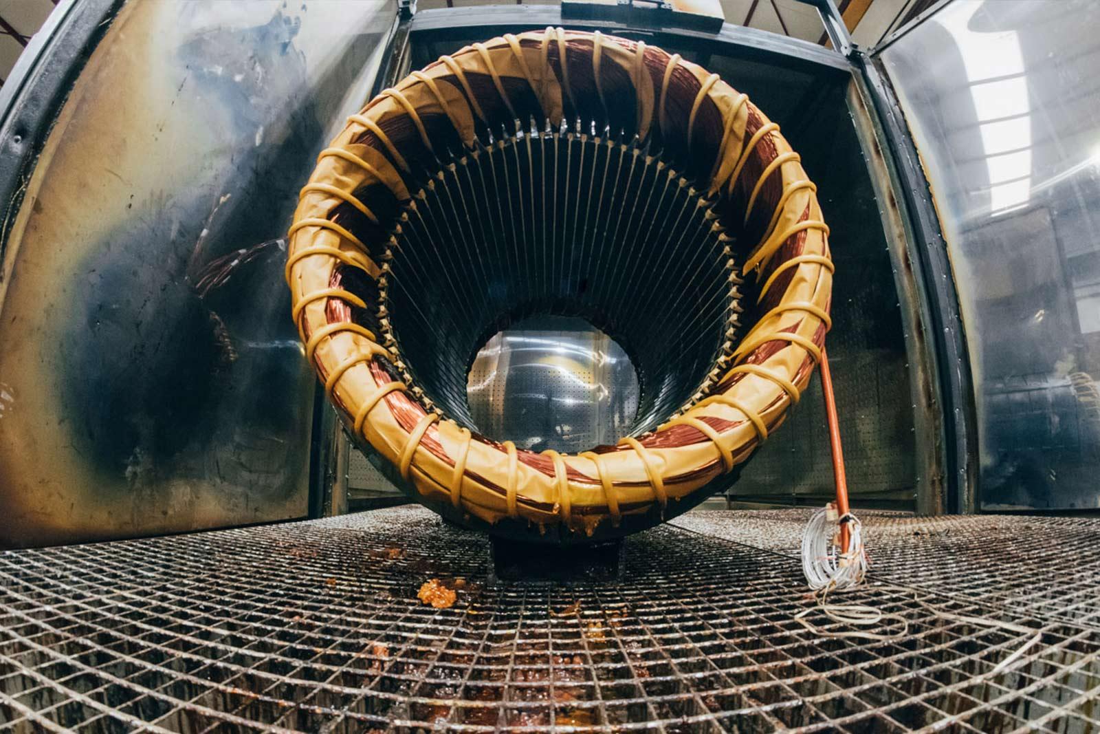 mantenimiento de aerogeneradores talleres monge