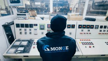 sala control monge león talleres de reparación de maquinaria industrial